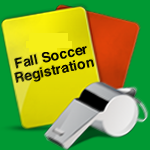 Fall Soccer Registration